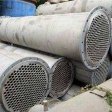 二手10平方管壳式冷凝器  列管换热器