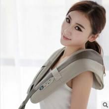 批发天和尔 腰背肩部敲打器 按摩披肩电动捶打颈椎按摩器