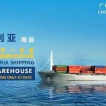 赛拾亚洲到非洲海运散货服务好,速度快