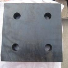 钢结构减震橡胶垫380*380*50mm