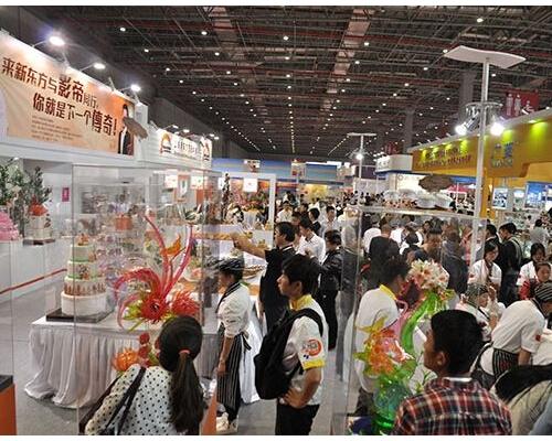 2019年中国国际烘焙设备展会