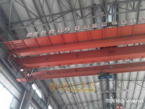 江阴港口地区,废旧行车,码头起重机,双梁回收行车