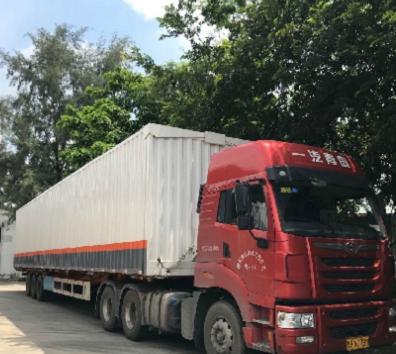 安国到荷泽物流公司 大件运输