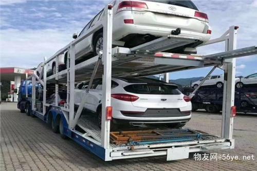 重庆到忻州轿车托运2021「全境直达」