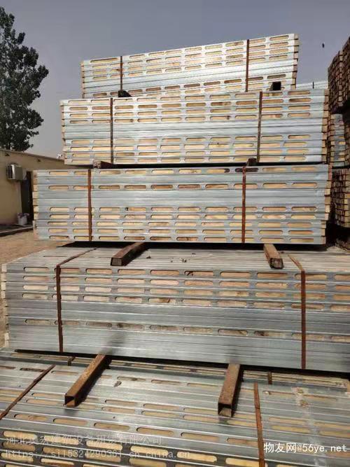 河北钢木龙骨 钢包木 厂家可循环可回收的木方