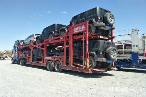 从库车到珠海托运轿车往返专线,价格实惠