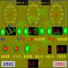 电机车防追尾报器瓦斯断电仪